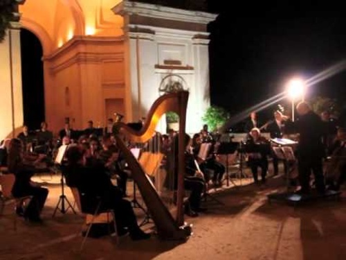 Live a Villa D'Este (Tiburadio Video)